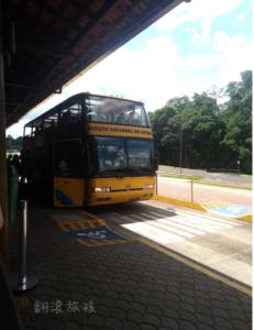 伊瓜蘇國家公園巴士