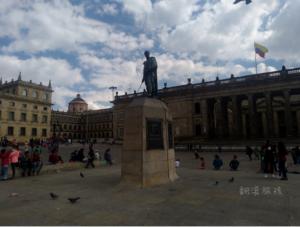 波哥大玻利瓦爾廣場
