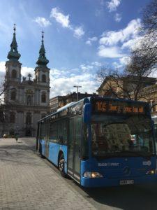 布達佩斯公車