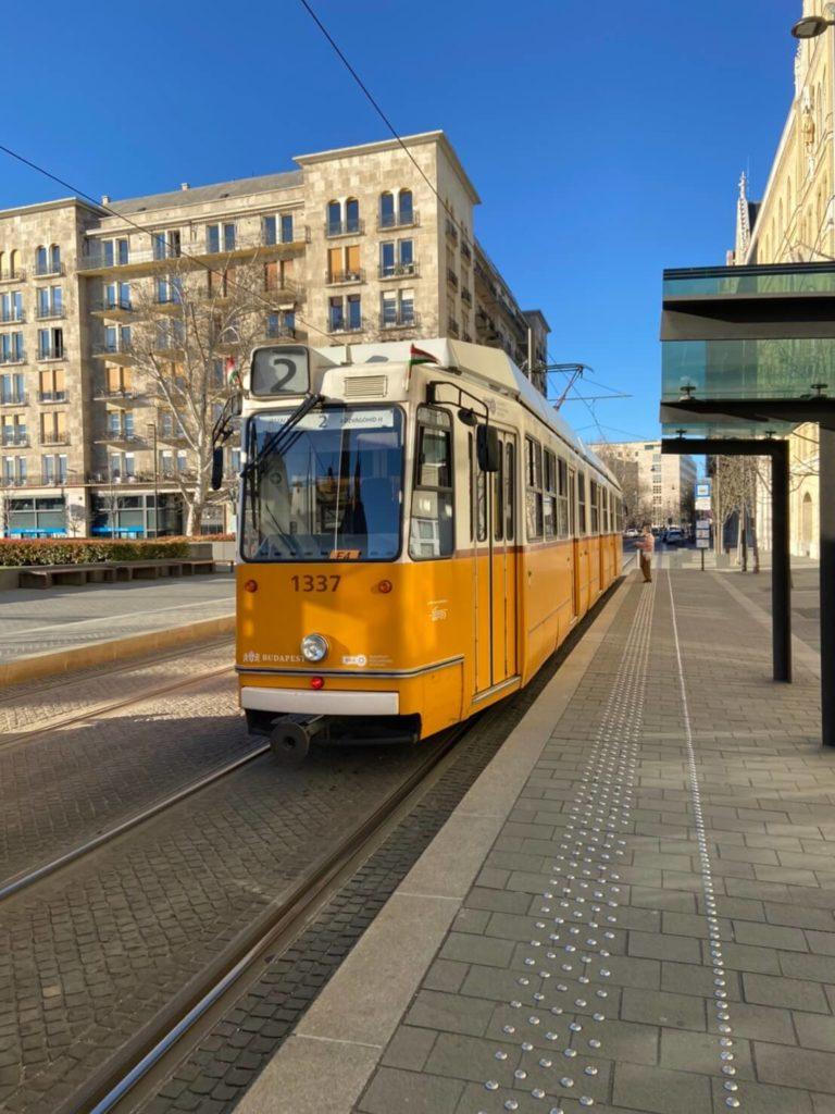 布達佩斯電車