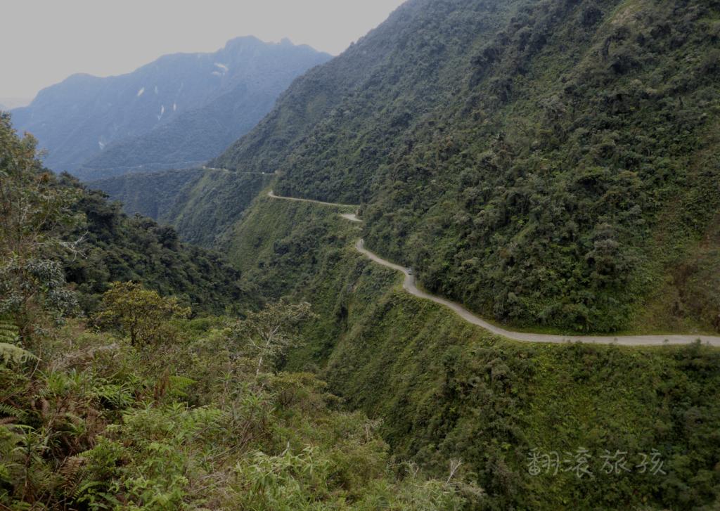 玻利維亞死亡公路