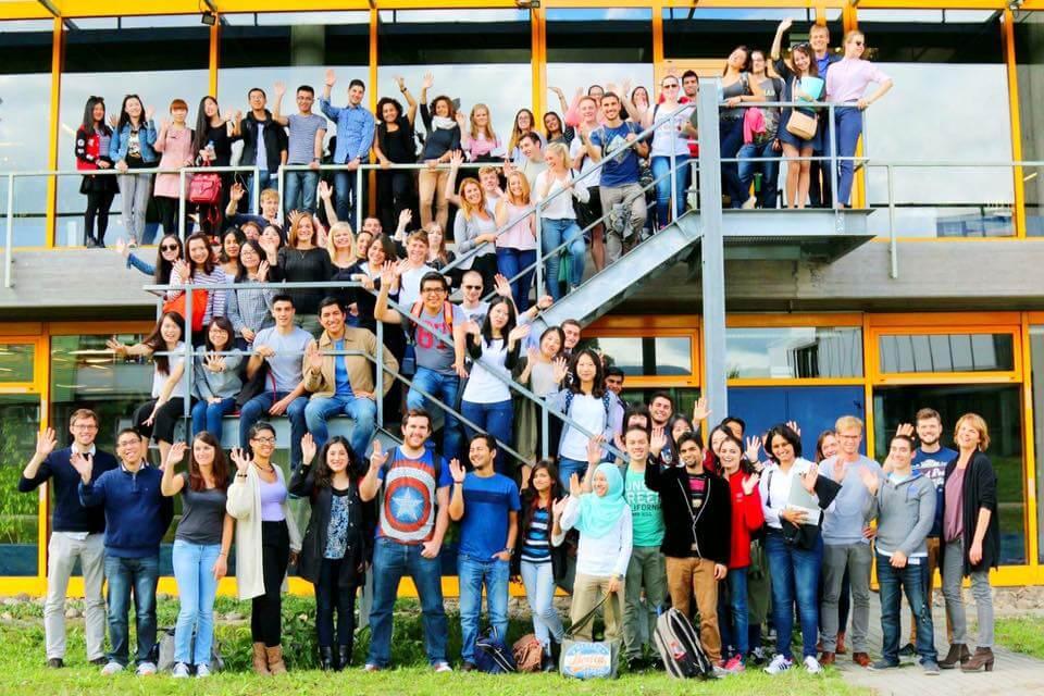 德國交換學生