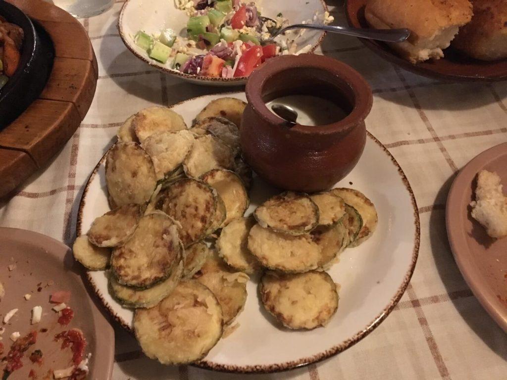 保加利亞美食節瓜