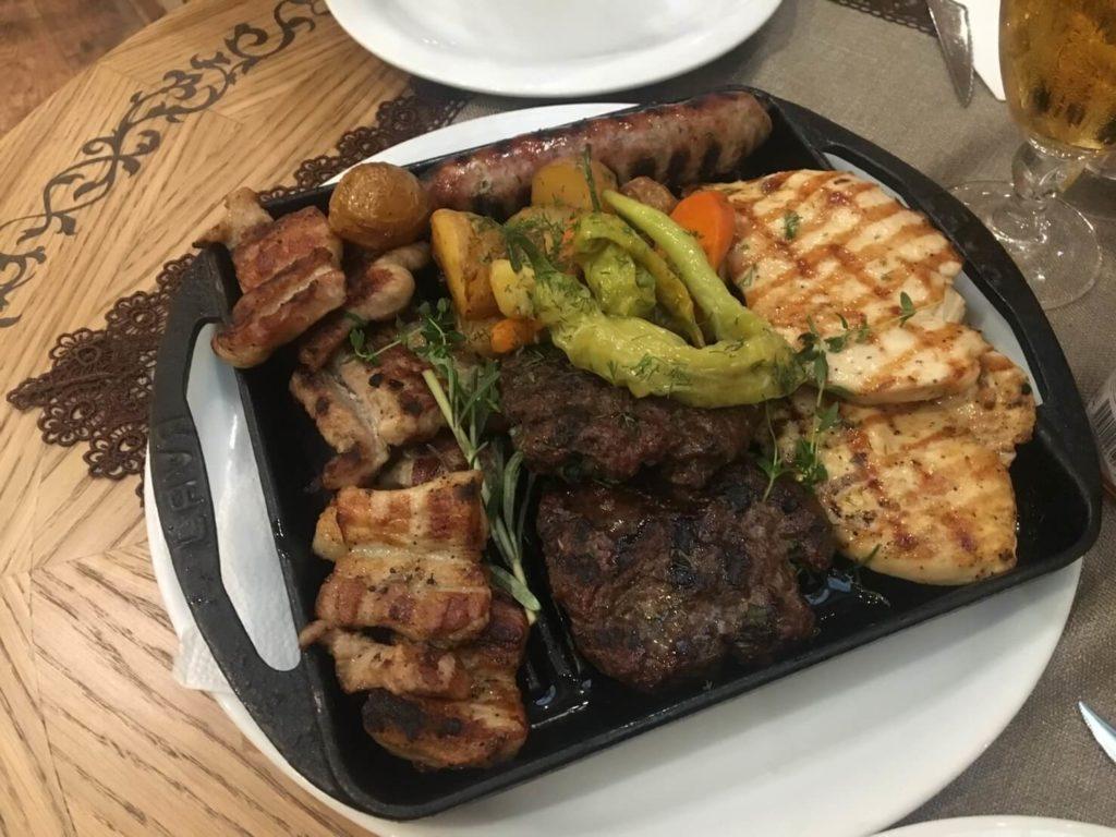 保加利亞烤肉
