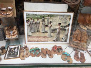 greece sandal
