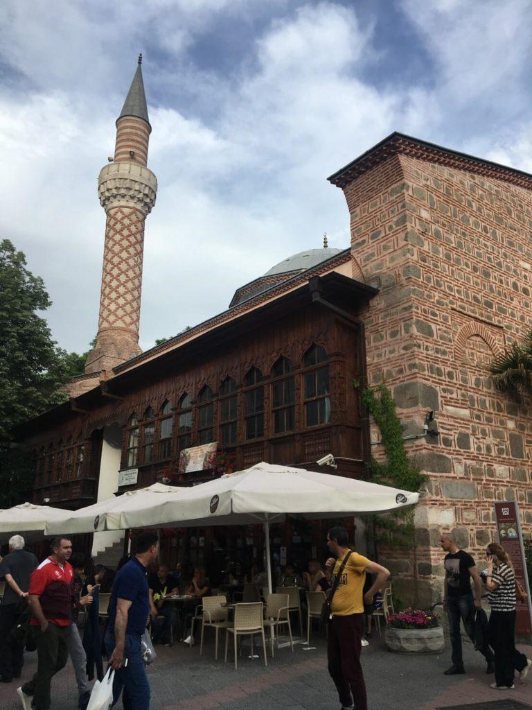 朱馬亞清真寺Dzhumaya Mosque