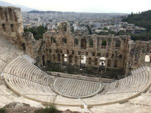 5. 希羅德·阿提庫斯露天劇場Odeon of Herodes Atticus