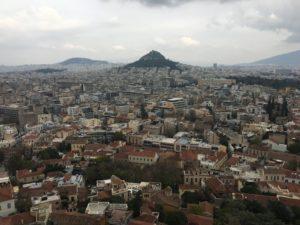 利卡維多斯山丘