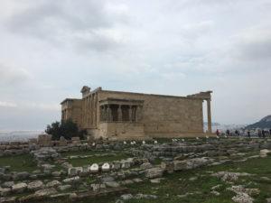伊瑞克提翁神殿Erechtheion