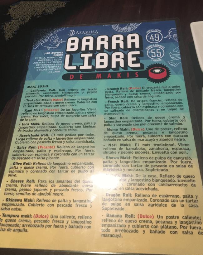 asakusa sushi bar