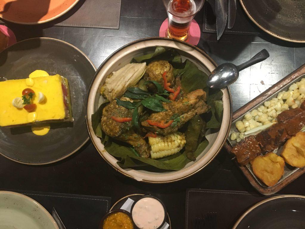 祕魯餐廳美食